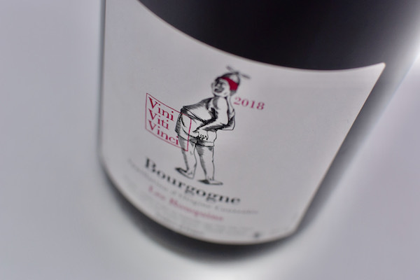 Bourgogne Coulanges la Vineuse Rouge 2016